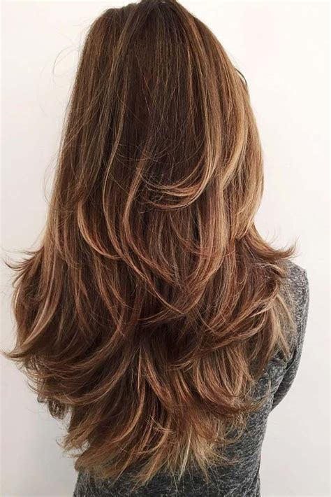 best time to cut hair for thickness in 2015 best 25 long layered hair ideas on pinterest