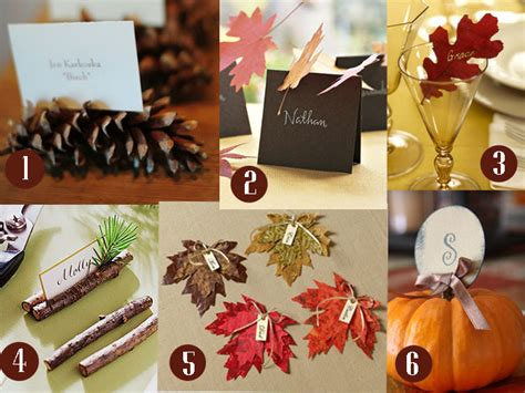 place card ideas 15 easy to make place card ideas