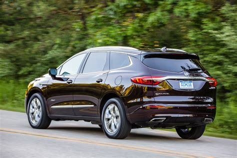 buick enclave avenir 2020 2020 buick enclave avenir styling updates on display gm