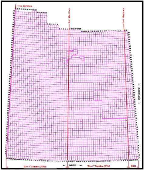 township range section grid section township range finder 28 images help brine