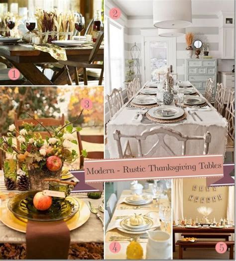 rustic thanksgiving table settings modern rustic thanksgiving table settings 10 great ideas