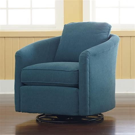 Wonderful Race Car Style Gaming Chair #11: Swivel-glider-chair-traditional-upholstered-tub-image-56.jpg