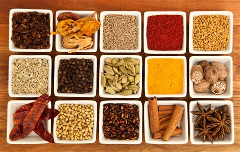 indian names indian spices names in