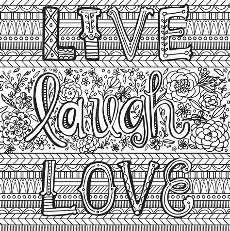 Stress Coloring Pages Printable