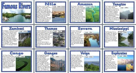 free geography ks2 teaching resource rivers of