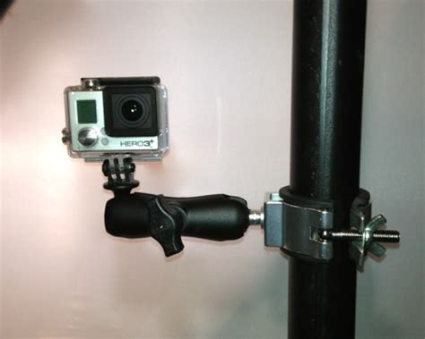 roll cage mount roll cage gopro mount