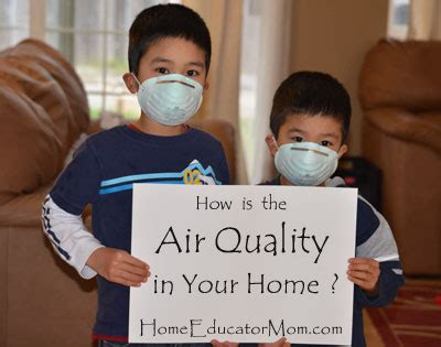 indoor air the air in your home air quality in your home