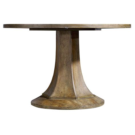 modern pedestal dining table soren modern pedestal dining table kathy kuo home