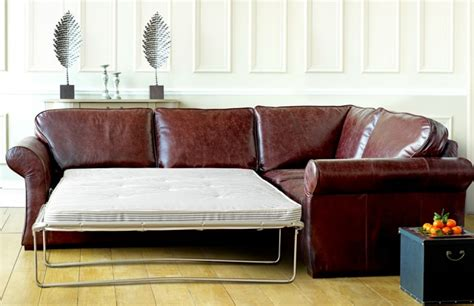 Leather Corner Sofa Bed Chatsworth Leather Corner Sofa Bed Corner Sofa Beds