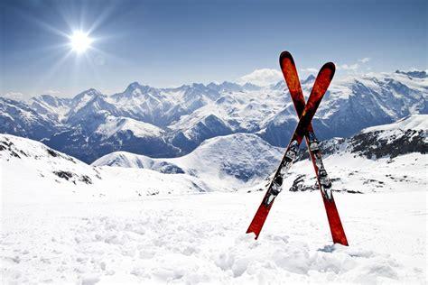 best christmas skiing in europe