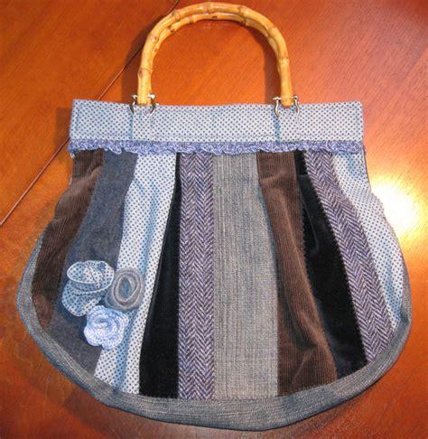 burda  carpet bag  pattern