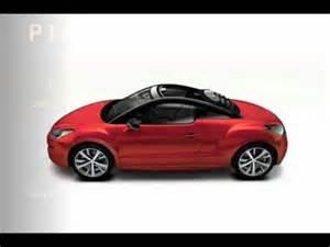 Peugeot Convertible 2014 Official 2014 Peugeot Rcz View Top Convertible Concept