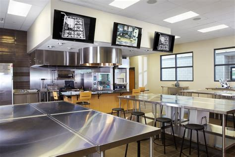 culinary arts and hospitality management center
