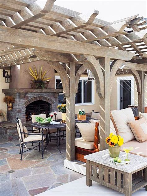 best outdoor living spaces 45 best images about pergola w roof on arbors