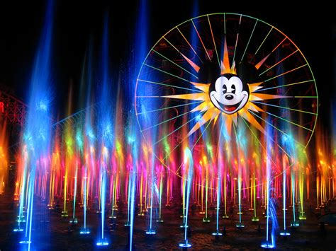 world of color times raver day at disneyland is december 6th