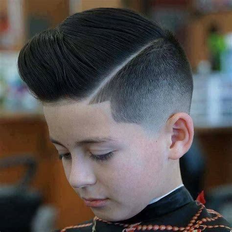 hip boys haircuts 10 trendy boys hairstyles 2017 your kids will love