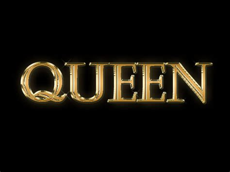 Kqueen Gold gold letters by uberkid64 on deviantart