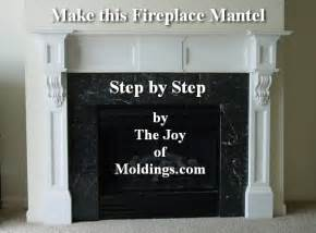How Do You Spell Fireplace Mantel by Build A Fireplace Surround Plans Plans Diy Free