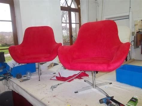 fauteuil seventies fauteuil 233 e 70 alcantara dabovilletapissierpau