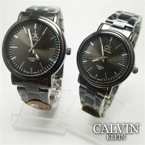 Jam Tangan Ck Kode 257 toko jam tangan pasangan di surabaya calvin klein di