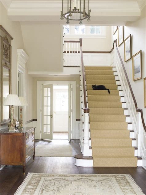 foyer staircase staircase gallery traditional entrance foyer