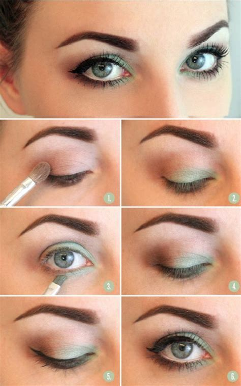 Eyeshadow Hooded 15 magical makeup tips to beautify your hooded in a