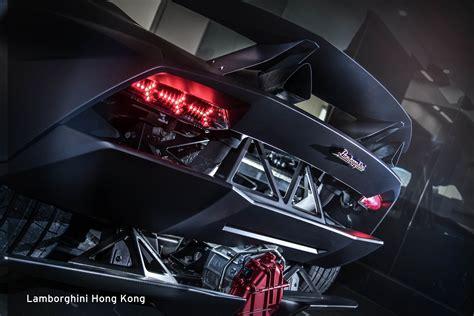 new lamborghini elemento lamborghini sesto elemento delivered in hong kong