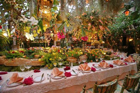provencal s secret garden offers diners an explosive