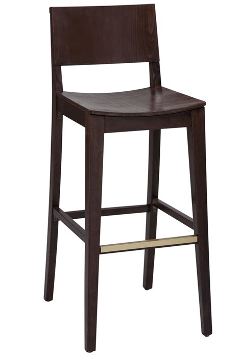 modern bar stools counter height regal seating series 2438 modern wooden counter height bar