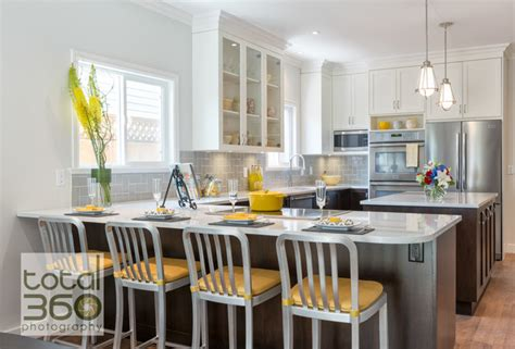 Kitchens With Fireplaces In Them by Property Brothers Renovation Modern Vancouver By
