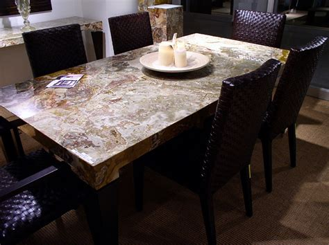 dining table with granite top 1 contemporary furniture