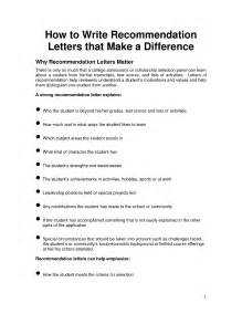 writing reference letter for student cover letter templates