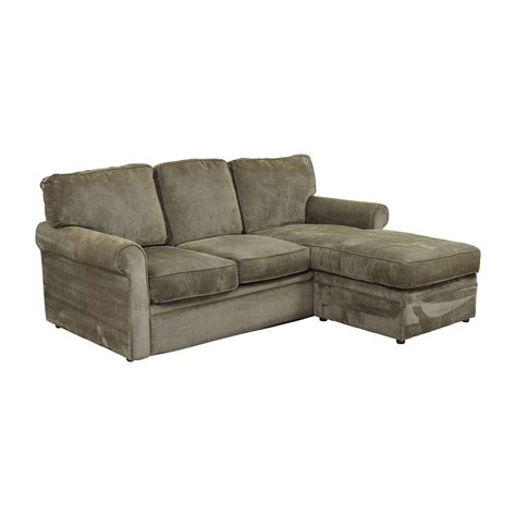 rowe sectional sofas 67 rowe furniture rowe furniture green sectional with curved arms sofas