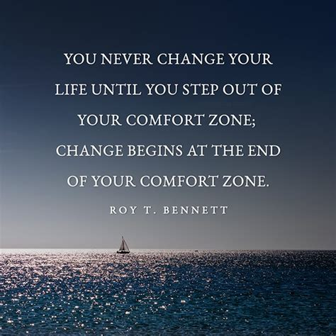 comfort zone quotes growth rarely happens inside your comfort zone eat