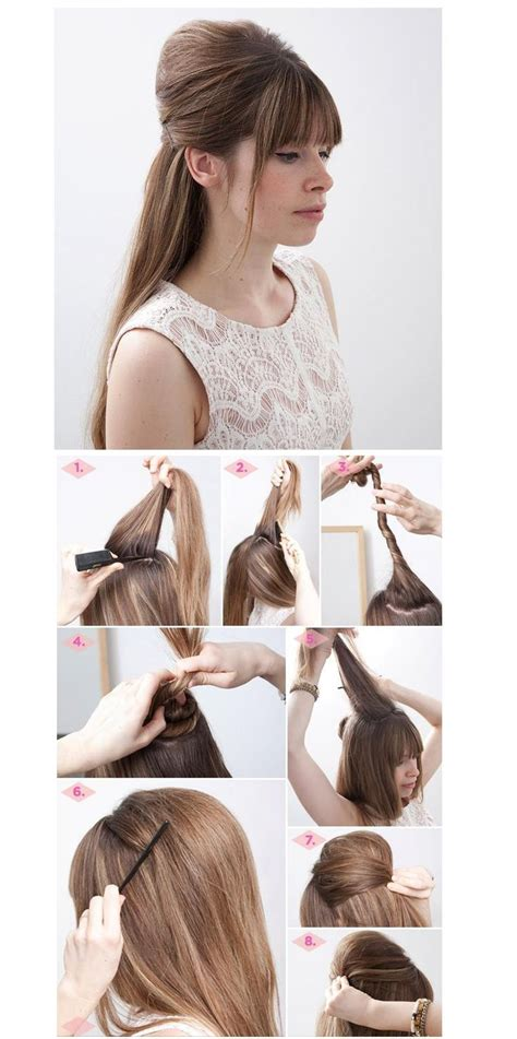 best going out hairstyles top 10 long hair tutorials for night out top inspired