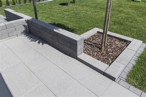 Rinn Rinnit Basalt by Scona Mauer Rinn Betonsteine Und Natursteine