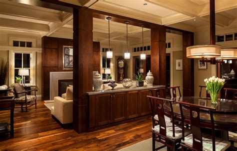Acadia Road Residence   Traditional   Dining Room   Vancouver   by Peter Rose Architecture