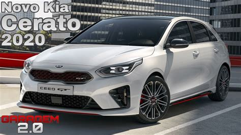 Kia Hatchback 2020 by Novo Kia Cerato Hatchback 2020 Garagem 2 0