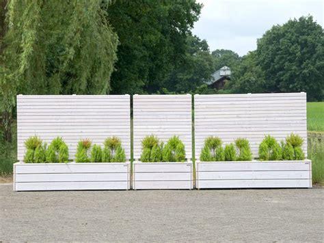 Rankgitter Als Sichtschutz by Sichtschutz Aus Holz Made In Germany Holzweise