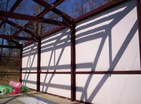 Steel Frame Garage by Steel Garage Steel Framing Kits For Sale Lth Steel