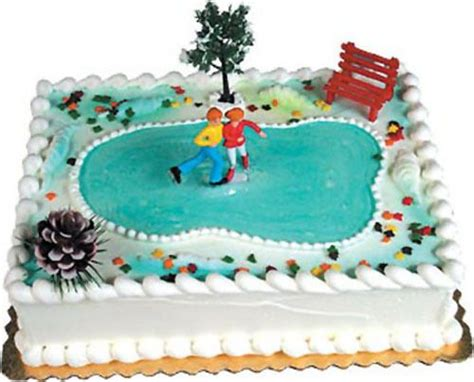 Skating Rink Decoration by 17 Best Ideas About Skating Cake On