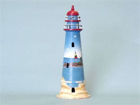 Lighthouse Decor by Buy Wooden Lighthouse 16 Inch Decor