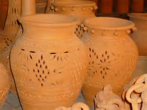 Types Of Vase Shapes File Clay Pots In Punjab Pakistan Jpg Wikimedia Commons