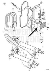 volvo penta trim schematic get free image about wiring diagram