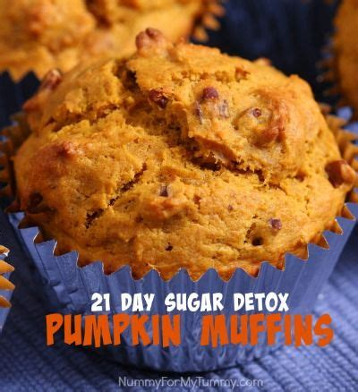 Whole 30 Sugar Detox by 21dsd Pumpkin Spice Muffins Texture Is A