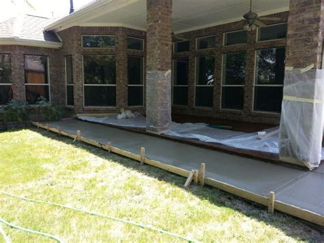 mendez concrete dfw concrete patio extension 214 576