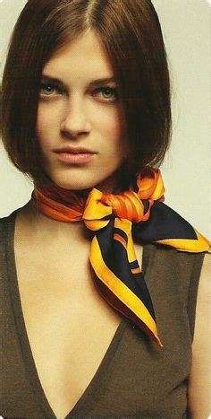 scarves to add oomph to any fall look glam radar kendall jenner sarah greene and anna ewers tie on fall s