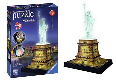 libro freiheitsstatue bei nacht puzzle ravensburger 3d puzzle 12596 amerikanische freiheitsstatue bei nacht pfennigfuchs com
