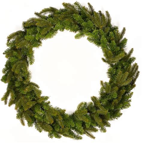 cheistmas wreath fraser fir unlit wreath