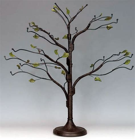 tree ornaments ornament display trees ornament stands jewelry stands